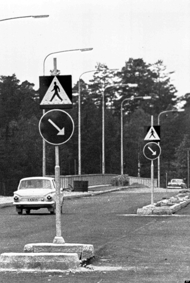 Stockholm Traffic Switch Preperations