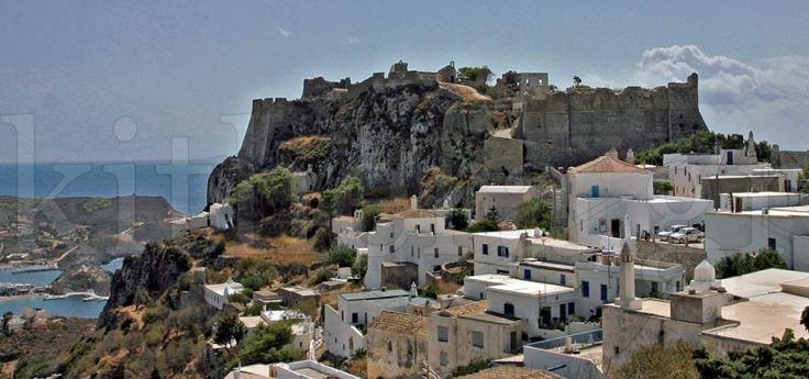 kythira-castle