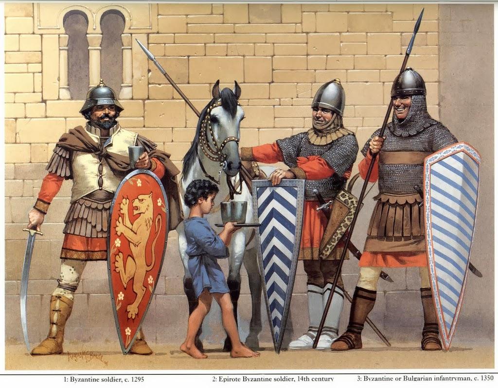 byzantines army