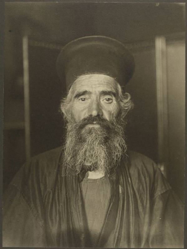 Greek-priest