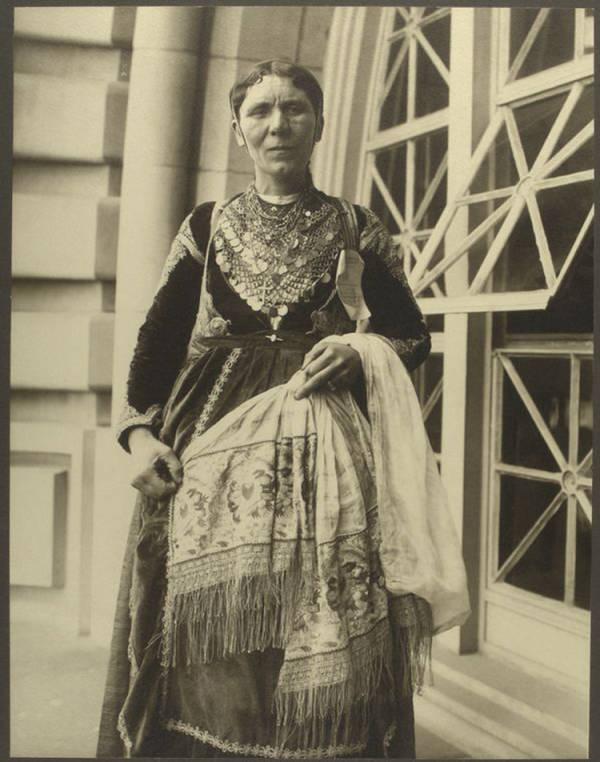 Greek-woman