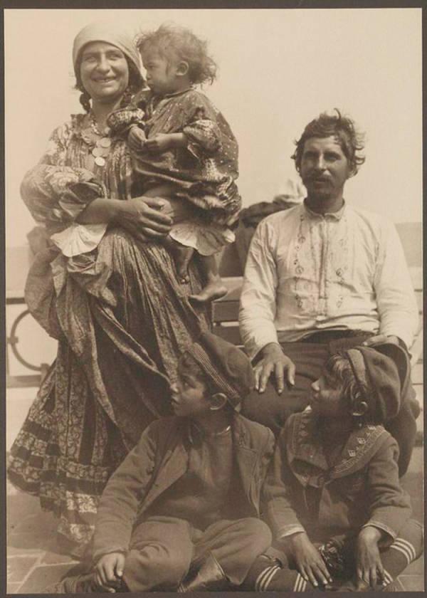 Gypsy-family