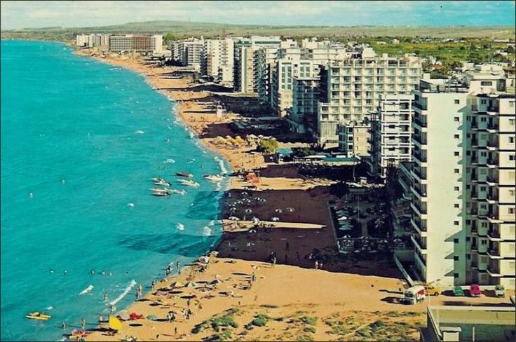 Famagusta: Buzzing tourist resort in Cyprus